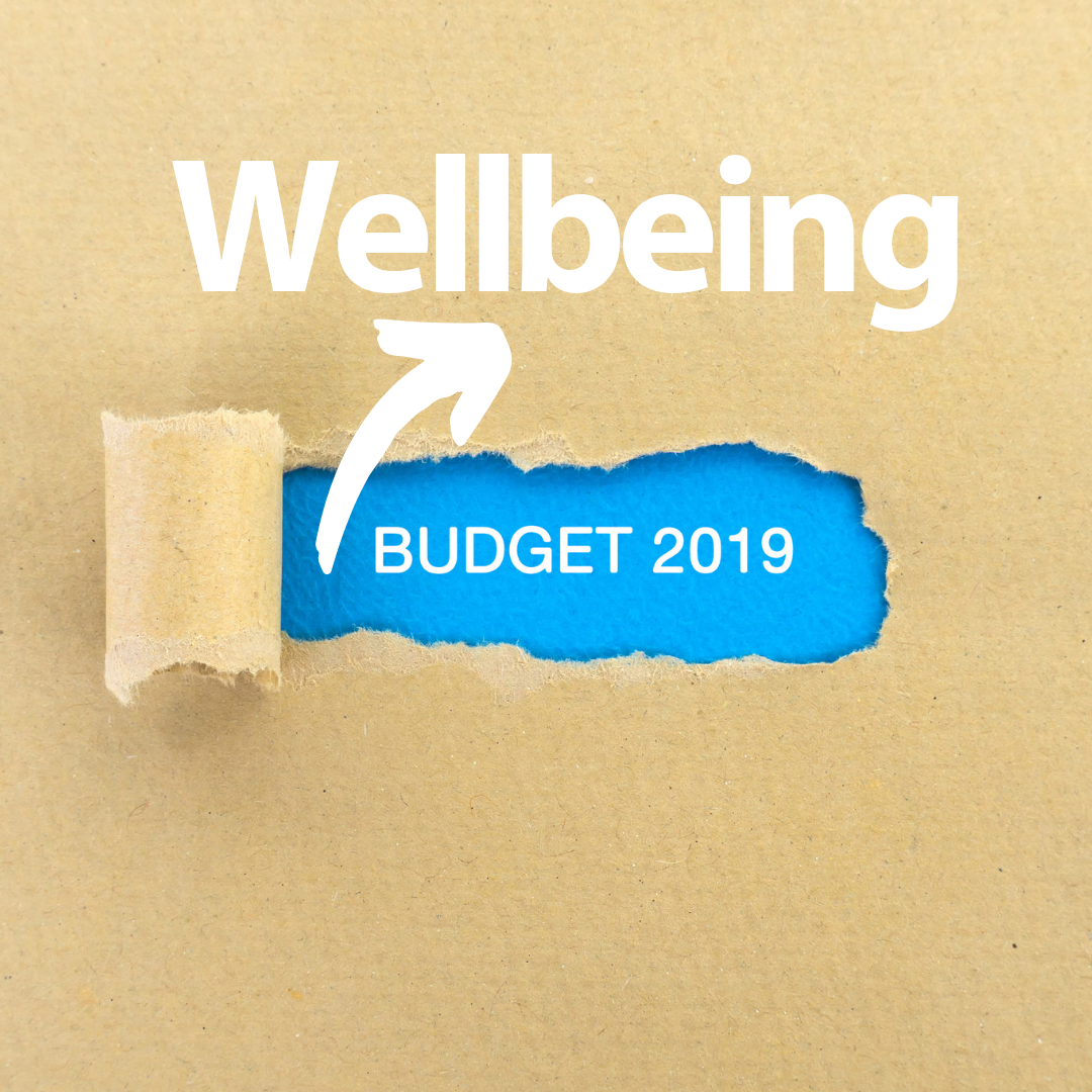 The Wellbeing Budget